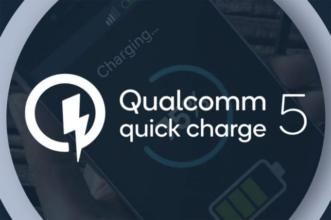Qualcomm Claims its Quick Charge 5 Can Charge 50% of Your Phone's Battery in 5 Minutes