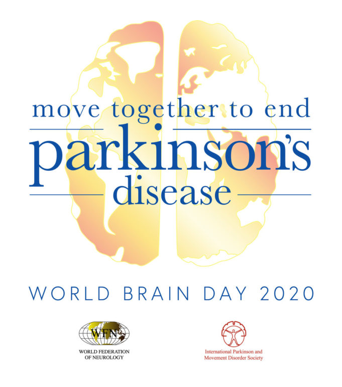 World Brain Day 2020 'Moves to End Parkinson's Disease'
