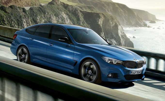 BMW 3 Series Luxury Sports Car – Gran Turismo 'Shadow Edition' Arrives in India