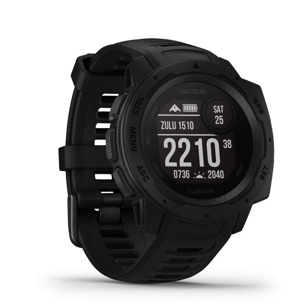 Garmin Launches the Tactical Edition of Instinct Series in India – A Rugged, Reliable Outdoor GPS Smartwatch